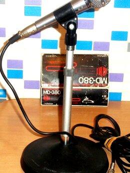 Микрофоны - Victor STD-220C (JVC) – микрофонная стойка.…, 0