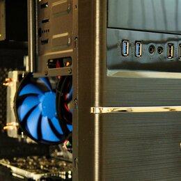 Настольные компьютеры - Системный блок на Intel Core i5-10400/ GeForce GTX 1050Ti D5 4GB, 0