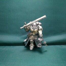 Модели - Warhammer 40000 Judiciar Indomitus миниатюра , 0