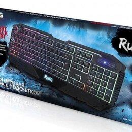 Клавиатуры - Клавиатура Smartbuy SBK-304GU-K игровая, 0