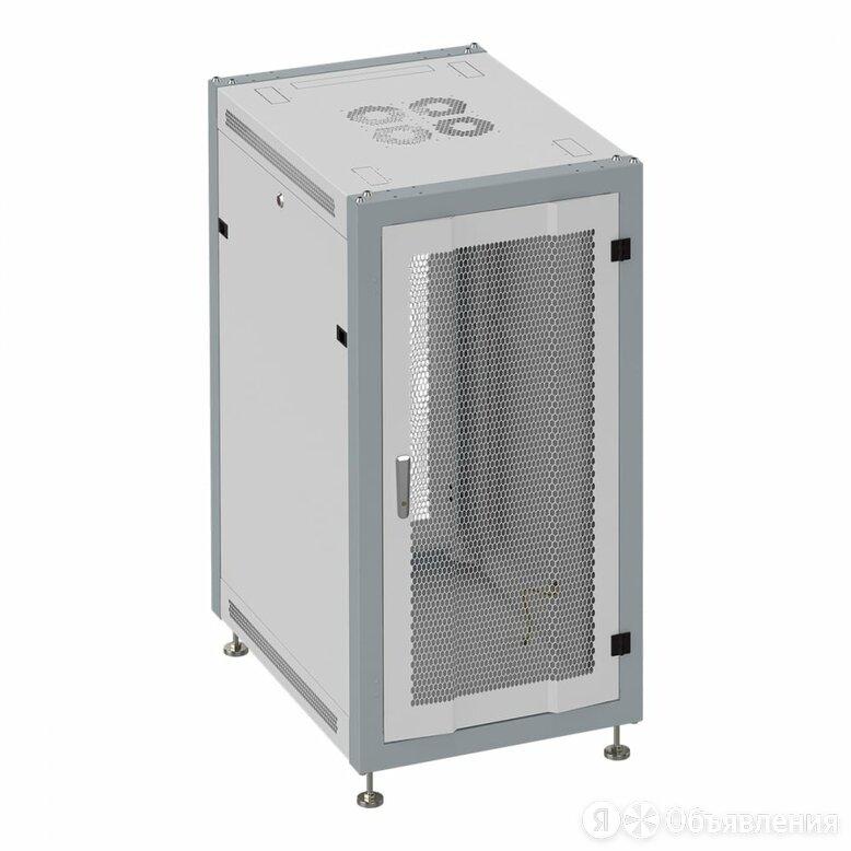 Серверный шкаф SYSMATRIX SL 6818 734 по цене 33336₽ - Прочее сетевое оборудование, фото 0