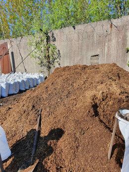 Удобрения - Конский навоз в мешках. Коровий навоз. Конский…, 0