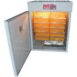 Товары для сельскохозяйственных животных - Инкубатор + выводной шкаф MJA/N-12 на 1056 яиц, 0