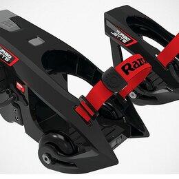 Роликовые коньки - Электроролики на обувь Razor Turbo Jetts, 0