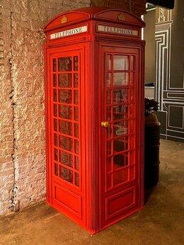 Дизайн, изготовление и реставрация товаров - Большая интерьерная будка Лондон, 0
