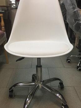 Компьютерные кресла - Кресло компьютерное белое Лофт, 0