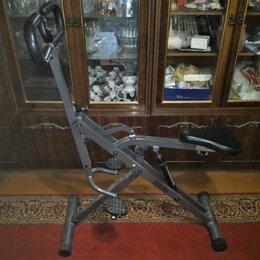 Другие тренажеры для силовых тренировок - Тренажер Body Sculpture Rider BCR1500 складной, 0