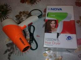 Фены и фен-щётки - Новый компактный электофен Hair Dryer Pro, 0