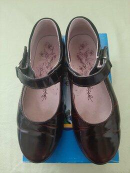 Балетки, туфли - Туфли для школы, 0