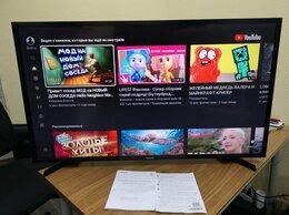 Телевизоры - Телевизор Samsung UE40J5200 Smart TV, WiFi, 0
