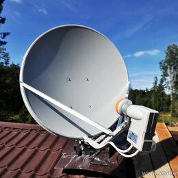 Спутниковое телевидение - Установка спутниковых антенн Триколор, НТВ+, МТС, 0