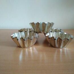 Посуда для выпечки и запекания - Формочки для кексов 5 шт, 0