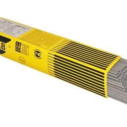 Электроды, проволока, прутки - ЭЛЕКТРОДЫ ОК-46 2 ММ- 2 КГ   2.5 ММ--5.3 КГ  ЕСАБ , 0