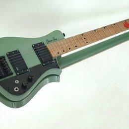Электрогитары и бас-гитары - Трэвел гитара, 0