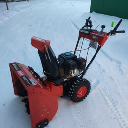Снегоуборщики - Снегоуборщик бензо Hammer Snowbull 6100, 0