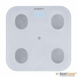 Напольные весы - Весы напольные SCARLETT SC-BS33ED47, 0