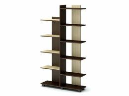 Стеллажи и этажерки - Стеллаж-стойка декоративная Агат, 0