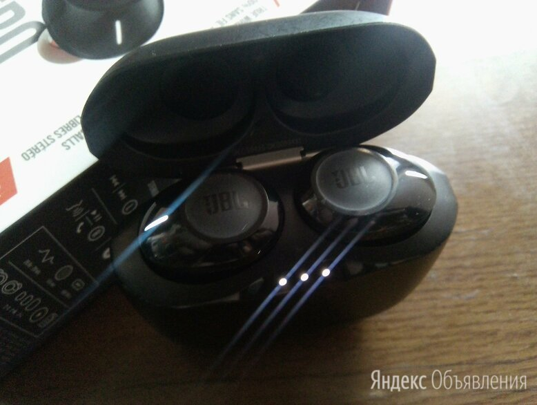 Наушники безпроводные JBL T125 TWS  по цене 3300₽ - Наушники и Bluetooth-гарнитуры, фото 0
