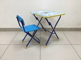Столы и столики - Набор мебели Ника Азбука 2. Маша и медведь КУ1…, 0