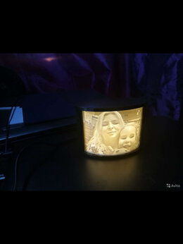 Ночники и декоративные светильники - Ночник с вашим 1 фото, 0
