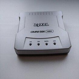 Проводные роутеры и коммутаторы - Модем (роутер) с функцией факса то, 0