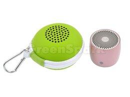 Акустические системы - Колонка-Bluetooth VIXION A103 (розовый), 0