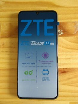 Мобильные телефоны - ZTE bleid a 5 2020, 0