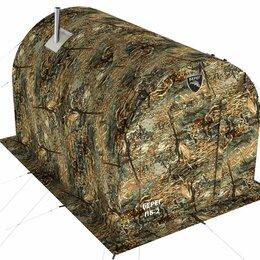 Палатки - Походная палатка-баня ПБ-2 с перегородкой Берег, 0