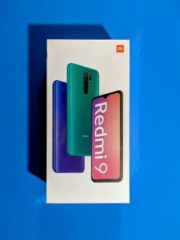 Мобильные телефоны - Новый Xiaomi Redmi 9 NFC серый Ростест, 0