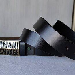 Ремни и пояса - Ремень из натуральной кожи Giorgio Armani, 0