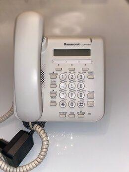 Системные телефоны - IP телефон Panasonic KX-NT511A с блоком питания,…, 0