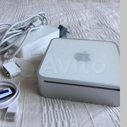 Настольные компьютеры - Apple Mac Mini A1176, 2007г, 0