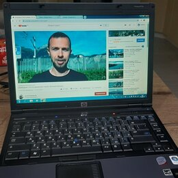 """Ноутбуки - Ноутбук 14"""" HP Compaq 6910p, 0"""