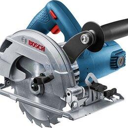 Дисковые пилы - Ручная циркулярная пила Bosch GKS 600 (06016A9020), 0