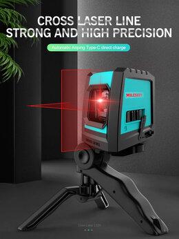 Измерительные инструменты и приборы - Лазерный уровень Mileseey, 0
