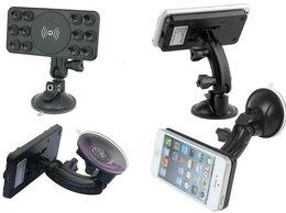 Держатели для мобильных устройств - Автомобильный держатель телефона с беспроводной…, 0