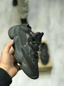 Кроссовки и кеды - Кроссовки Adidas Yeezy Boost 500 Black , 0