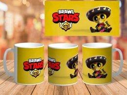 Кружки, блюдца и пары - кружка с изображением BRAWL STARS, 0