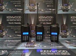 Рации - Рация Kenwood TH-F5 Travel DUAL BAND 8W IP67…, 0