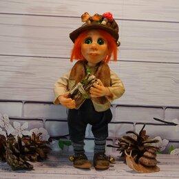 Другое - Интерьерная кукла. Эльф хранитель леса., 0