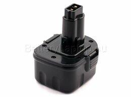 Аккумуляторы и зарядные устройства - Аккумулятор DeWalt DE9071, DE9074, A9252 12V 3.3Ah, 0