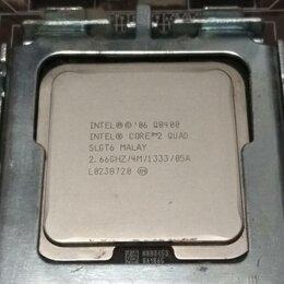 Процессоры (CPU) - Intel Quad Core Q8400 (4 ядра socket 775), 0