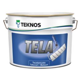 Краски - Краска воднодисперсионная Teknos Tela…, 0