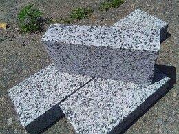 Тротуарная плитка, бордюр - Брусчатка гранитная 200х100х50/60/80/100. Гранит…, 0
