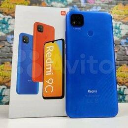 Мобильные телефоны - Xiaomi Redmi 9C NFC 3/64GB Blue, 0