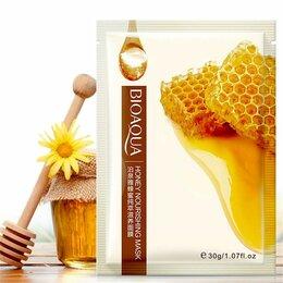 Маски - Bioaqua Honey маска для лица с мёдом, 0