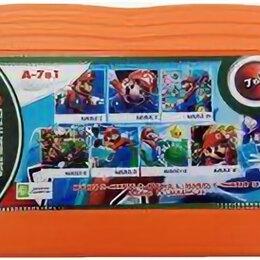 Игры для приставок и ПК - Картридж 7в1 A-7в1 Mario, 0