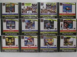 Игры для приставок и ПК - Новые диски Игры 90х Sony PlayStation…, 0