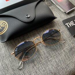 Очки и аксессуары - Солнцезащитные очки Ray Ban Round Metal, 0