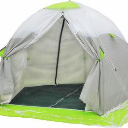Палатки - Палатка для зимней рыбалки Лотос 3 Универсал Т. Новая. Гарантия, 0